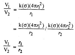 RBSE Solutions for Class 12 Physics Chapter 3 विद्युत विभव 7
