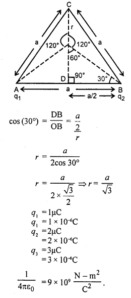 RBSE Solutions for Class 12 Physics Chapter 3 विद्युत विभव 79