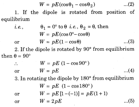 RBSE Solutions for Class 12 Physics Chapter 3 Electric Potential 41