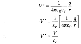 RBSE Solutions for Class 12 Physics Chapter 3 Electric Potential 45