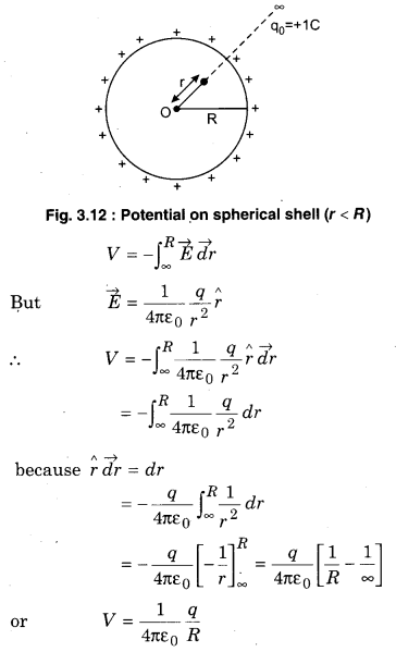 RBSE Solutions for Class 12 Physics Chapter 3 Electric Potential 60