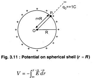 RBSE Solutions for Class 12 Physics Chapter 3 Electric Potential 61
