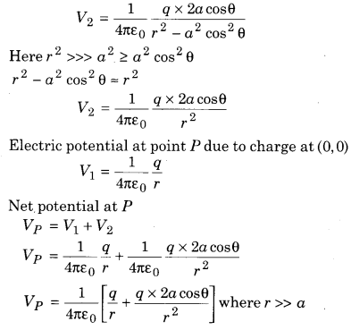 RBSE Solutions for Class 12 Physics Chapter 3 Electric Potential 79