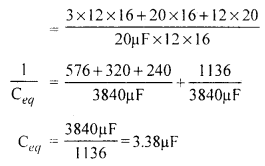 RBSE Solutions for Class 12 Physics Chapter 4 विद्युत धारिता 14