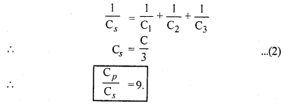 RBSE Solutions for Class 12 Physics Chapter 4 विद्युत धारिता 25
