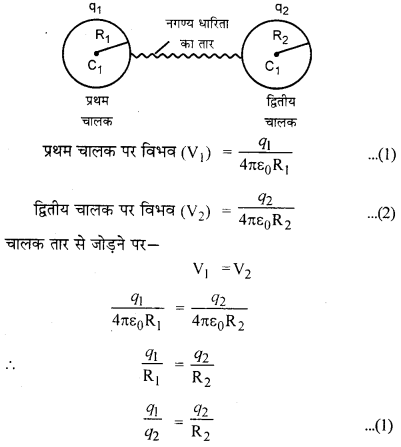 RBSE Solutions for Class 12 Physics Chapter 4 विद्युत धारिता 28