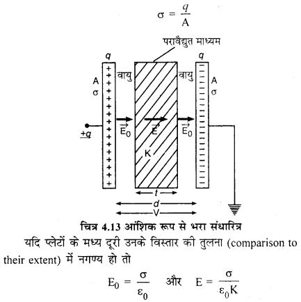 RBSE Solutions for Class 12 Physics Chapter 4 विद्युत धारिता 38