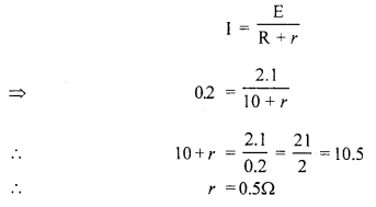 RBSE Solutions for Class 12 Physics Chapter 5 विद्युत धारा 3