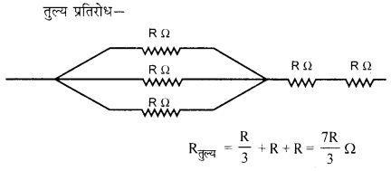 RBSE Solutions for Class 12 Physics Chapter 5 विद्युत धारा 6