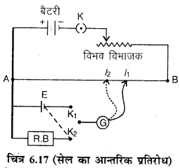 RBSE Solutions for Class 12 Physics Chapter 6 विद्युत परिपथ 29