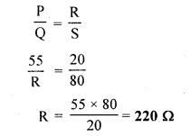 RBSE Solutions for Class 12 Physics Chapter 6 विद्युत परिपथ 7