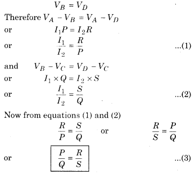 RBSE Solutions for Class 12 Physics Chapter 6 Electric Circuit 18