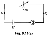 RBSE Solutions for Class 12 Physics Chapter 6 Electric Circuit 20