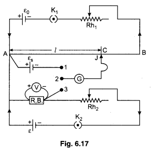 RBSE Solutions for Class 12 Physics Chapter 6 Electric Circuit 30