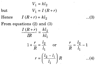 RBSE Solutions for Class 12 Physics Chapter 6 Electric Circuit 33