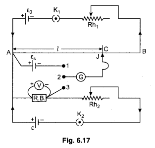 RBSE Solutions for Class 12 Physics Chapter 6 Electric Circuit 36