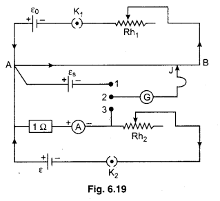 RBSE Solutions for Class 12 Physics Chapter 6 Electric Circuit 38