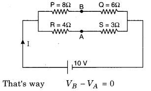 RBSE Solutions for Class 12 Physics Chapter 6 Electric Circuit 4