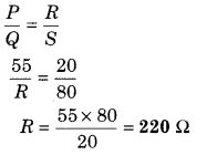 RBSE Solutions for Class 12 Physics Chapter 6 Electric Circuit 7