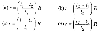 RBSE Solutions for Class 12 Physics Chapter 6 Electric Circuit 8