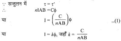 RBSE Solutions for Class 12 Physics Chapter 7 विद्युत धारा के चुम्बकीय प्रभाव 67
