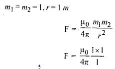 RBSE Solutions for Class 12 Physics Chapter 8 चुम्बकत्व एवं चुम्बकीय पदार्थों के गुण 1