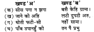 RBSE Solutions for Class 8 Hindi Chapter 4 सुदामा चरित image 3
