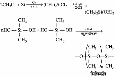RBSE Solutions for Class 11 Chemistry Chapter 11 p - ब्लॉक तत्त्व img 12