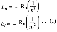 RBSE Solutions for Class 11 Chemistry Chapter 2 परमाणु संरचना img 31