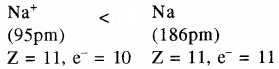RBSE Solutions for Class 11 Chemistry Chapter 3 आवर्त सारणी img 12