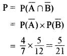 RBSE Solutions for Class 11 Maths Chapter 14 प्रायिकता Ex 14.3