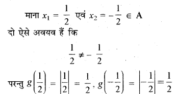 RBSE Solutions for Class 11 Maths Chapter 2 सम्बन्ध एवं फलन Ex 2.4