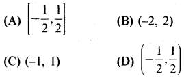 RBSE Solutions for Class 11 Maths Chapter 2 सम्बन्ध एवं फलन Miscellaneous Exercise