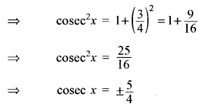 RBSE Solutions for Class 11 Maths Chapter 3 त्रिकोणमितीय फलन Ex 3.2