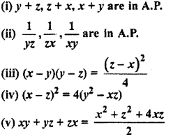 RBSE Solutions for Class 11 Maths Chapter 8 Sequence, Progression, and SeriesEx 8.2