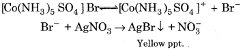 BSE Solutions for Class 12 Chemistry Chapter 9 Coordination Compounds image 4