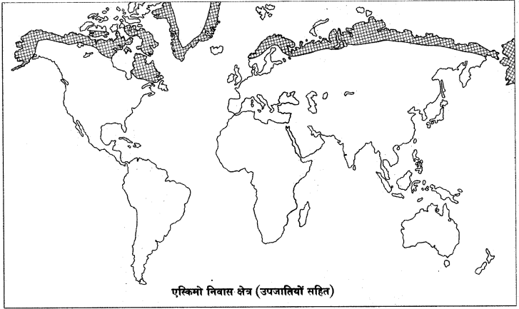 RBSE Solutions for Class 12 Geography Chapter 2 विश्व की प्रमुख जनजातियाँ