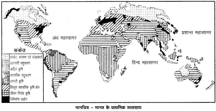 RBSE Solutions for Class 12 Geography Chapter 7 मानव व्यवसाय: प्रमुख प्रकार img-3