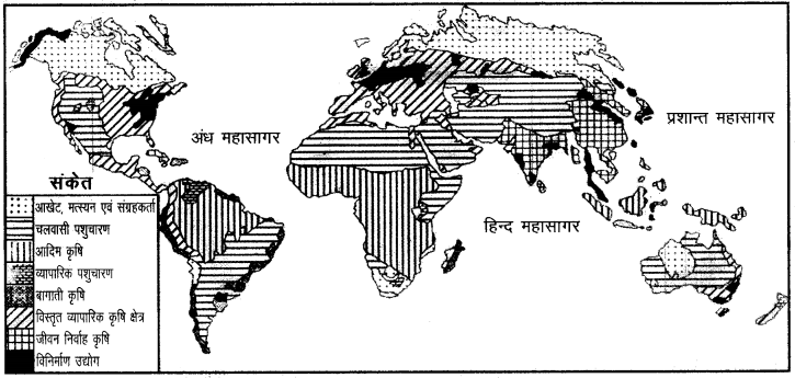 RBSE Solutions for Class 12 Geography Chapter 8 प्राथमिक व्यवसाय img-1