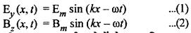 RBSE Solutions for Class 12 Physics Chapter 17 विद्युत चुम्बकीय तरंगें, संचार एवं समकालीन भौतिकी lo Q 1.2