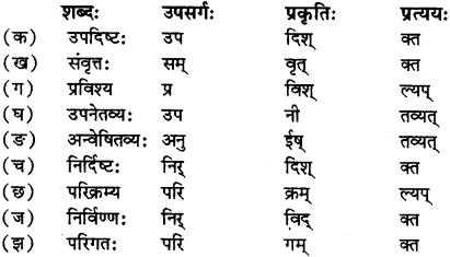 RBSE Solutions for Class 12 Sanskrit विजेत्री Chapter 5 मेघदूतपीयूषम् 15