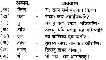 RBSE Solutions for Class 12 Sanskrit विजेत्री Chapter 5 मेघदूतपीयूषम् 19