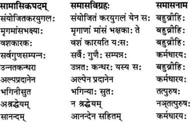 RBSE Solutions for Class 12 Sanskrit विजेत्र Chapter 11 नीत्या स्वकार्यं साधनीयम् 2