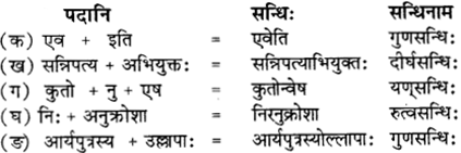 RBSE Solutions for Class 12 Sanskrit विजेत्र Chapter 12 मातृवन्दना-गीतिः 1