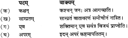 RBSE Solutions for Class 12 Sanskrit विजेत्र Chapter 13 सङ्घ शक्तिः 5
