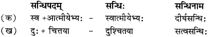 RBSE Solutions for Class 12 Sanskrit विजेत्र Chapter 14 पितामही मिलिता 2
