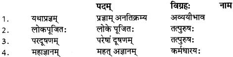 RBSE Solutions for Class 12 Sanskrit विजेत्र Chapter 8 यक्ष-युधिष्ठिरयो संवादः 2