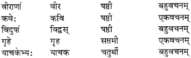 RBSE Solutions for Class 12 Sanskrit विजेत्र Chapter 9 महाकविः माघः 3