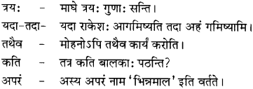 RBSE Solutions for Class 12 Sanskrit विजेत्र Chapter 9 महाकविः माघः 9