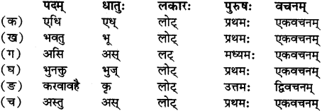 RBSE Solutions for Class 12 Sanskrit Chapter 1 मङ्गलाचरणम् 4
